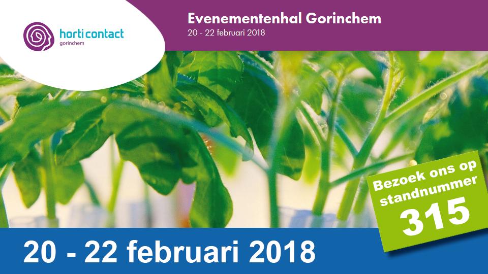 Bezoek Hinova op HortiContact 2018 in Gorinchem